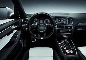 Audi Sq5 Tdi : foto audi sq5 tdi interni ~ Medecine-chirurgie-esthetiques.com Avis de Voitures