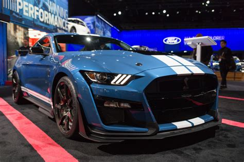 2020 Ford Mustang Cobra by 2020 Ford Mustang Shelby Gt500 Twelve Badass Details On