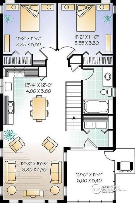 garage  apartment  bedrooms open floor plan