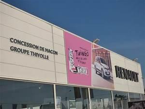 Reprise Concessionnaire : renault macon concessionnaire renault macon auto occasion macon ~ Gottalentnigeria.com Avis de Voitures