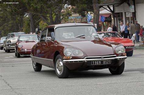 Citroen Ds21 For Sale by Auction Results And Sales Data For 1969 Citroen Ds21