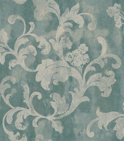 rasch tapeten florentine tapete vlies ranken floral blaugr 252 n rasch florentine 455359
