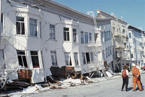 Odds Of Massive Earthquake Hitting California Have Risen
