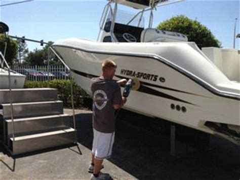 Boat Detailing by Service Boat Detailing In Palm Harbor And Ta Fl