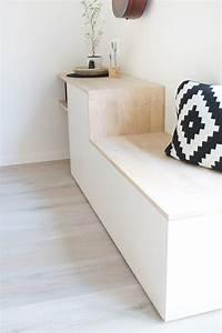 Sitzbank Mit Stauraum : do it yourself aus besta und holz wird ein sideboard mit sitzbank ~ Orissabook.com Haus und Dekorationen