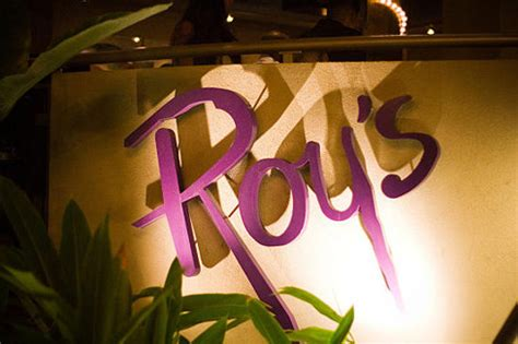 hawaiian fusion cuisine enjoy hawaiian fusion cuisine at roy 39 s restaurant
