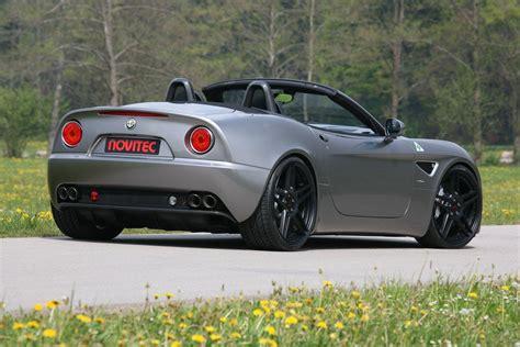 2014 Alfa Romeo Spider Sedan