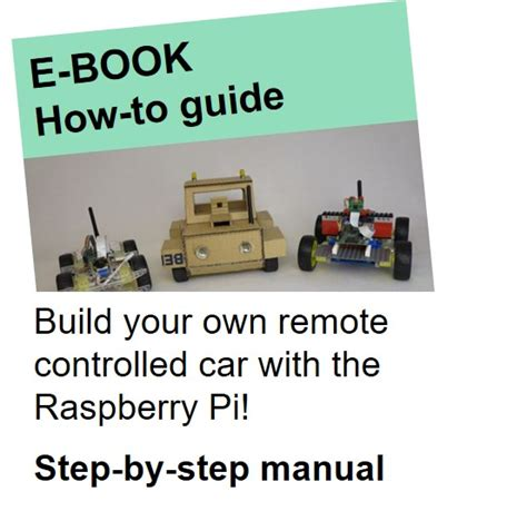 raspberry pi wifi radio controlled rc vehicle introduction custom build robots custom