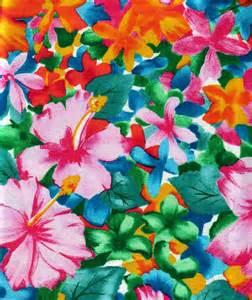 Tropical Floral Prints
