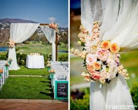 outside wedding ideas wedding inspiration an outdoor ceremony aisle wedding decoration ideas