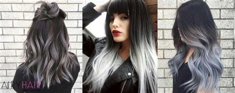hair ombre styles top 10 black ombr 233 hair extension hairstyles 3764