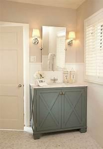 45, Wonderful, Bathroom, Cabinet, Paint, Color, Ideas