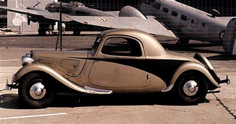 Citroen Traction Avant 11b Cabrio 1938 On Motoimgcom