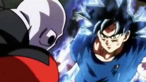 goku  jiren dragon ball super episode