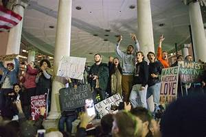 Thousands gather in Boston to protest Donald Trump's ...
