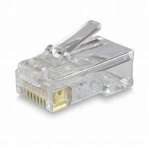 Connector Rj45 8p8c Cat 5e For Twisted Pair  U043a U0443 U043f U0438 U0442 U044c  U0437 U0430 0 10