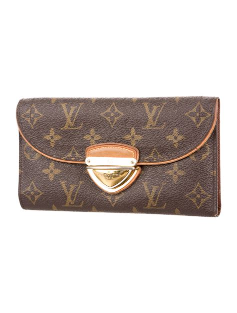 louis vuitton monogram eugenie wallet accessories lou  realreal
