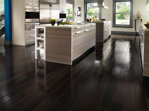 alternative kitchen flooring diy stained brown paper floor awesomeness 30 do 1206