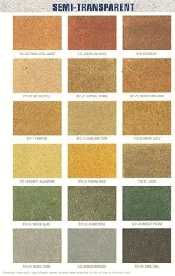 behr concrete stain colors behr semi transparent concrete stains curb appeal and