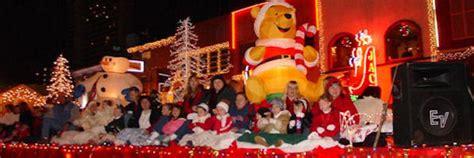christmas events a custom of christmas