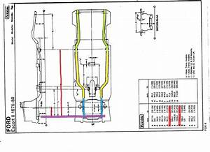 Ford Escort Heater Wiring Diagram Torzone Org  Ford  Auto