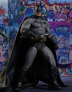 Review and photos of Arkham City Batman sixth scale action ...
