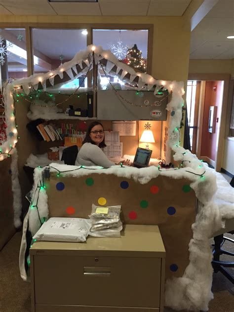 christmas cubicle decorating ideas roost announces winners of cubicle decorating contest regional office of sustainable tourism