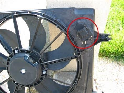 le ventilateur de refroidissement ne tourne plus test r 233 sistance moteur ventilateur du radiateur megane اختبار مروحة المبرد youtube