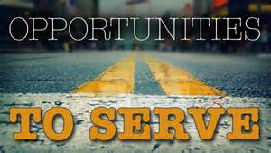 Church Ministry Opportunity