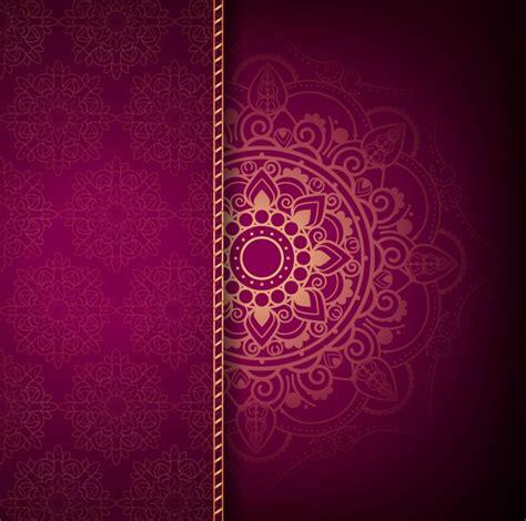modern luxury mandala background vector
