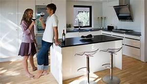 Maison Clé En Main 100 000 Euros : maison en bois moderne nexthouse vue sur m6 capital journal du loft ~ Melissatoandfro.com Idées de Décoration