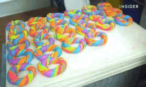 These Rainbow Bagels Are So Glorious, They Might Taste ...