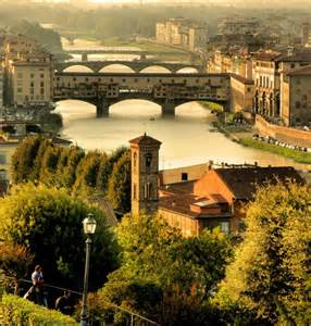 Florence Italy Beautiful View