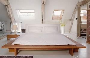 Was Ist Ein Futonbett : futonbett kedia ii bett von sira ~ Markanthonyermac.com Haus und Dekorationen