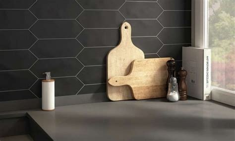 hexagonal tiles  interior design history examples