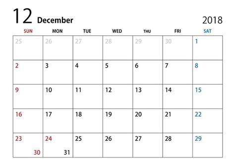 december calendar clipart december calendar template