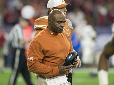 charlie strong fail texas ams punch coach  hide ut