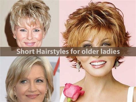 1000+ Ideas About Hairstyles For Older Ladies On Pinterest