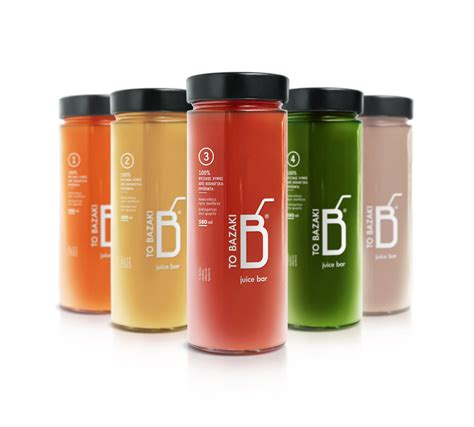 juice bar packaging fruit energy thedieline juices glass branding 500ml bottle smoothie printed behance label dieline tall creative rejuvenation themselves