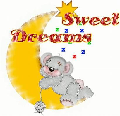 Sweet Glitter Dreams Teddy Text Graphics Tatty
