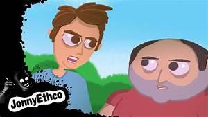 Neighborhood Argument  Funny Animated Cartoon By