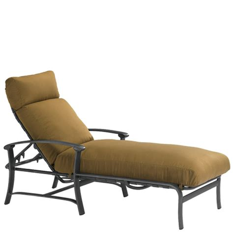 chaises discount tropitone 850632 ovation cushion chaise lounge discount