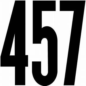 duro decal permanent adhesive vinyl numbers 6quot gothic With 6 inch vinyl letters
