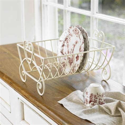 shabby chic dish drainer 29 best shabby chic kitchen decor ideas and designs for 2018