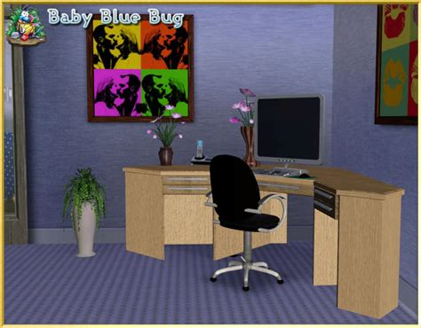 office max corner desk babybluebug s bbb office max deluxe corner desk