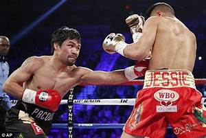 Manny Pacquiao v Jessie Vargas fight RESULT BOXING: Round ...