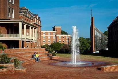 Plaza Michels College Randolph Architectural Landscape Center