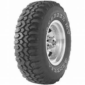 General tire grabber mt offroad da ack 265 75 r16 123 for 31 general grabber red letter