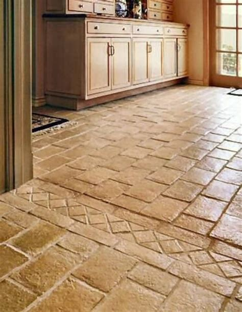 Sandstone Flooring For Kitchens by Interior Flooring For Extraordinary Classc