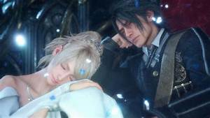 FINAL FANTASY 15 After Credits Ending FINAL FANTASY XV